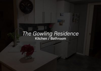 The Gowling Residence