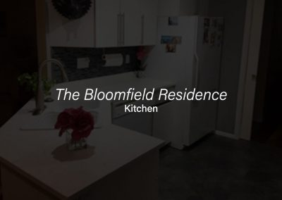 The Bloomfield Residence